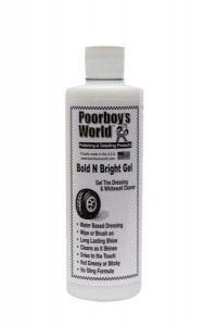 Poorboy's World Bold N Bright Gel 473ml