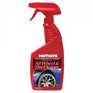 Mothers Foaming All Wheel & Tire Cleaner 710ml