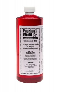 Poorboy's World Bio-Degradable All Purpose Cleaner and Degreaser APC 946ml