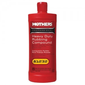 MothersProfessional Heavy Duty Rubbing Compound 946ml