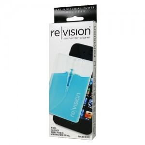 Mothers Revision Touchscreen Cleaner 20ml